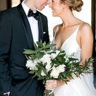Hummingbird Nest Simplistic And Elegant Wedding