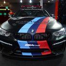 2015 GENEVA MOTOR SHOW   BMW M4 COUPE F82 SAFETY CAR