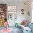 Tour This Colorful + Cheerful Dutch Home — decor8