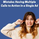 Facebook Mistake to Avoid When Writing Ad Copy | Copywriting for Facebook