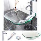 Aquaterior Bathroom Vessel Faucet Single-Hole 13