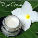 Homemade Eye Cream