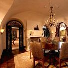 Warm Dining Room