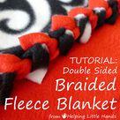 Tie Knot Blanket
