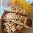 Salmon BLT - Milk & Honey Cafe