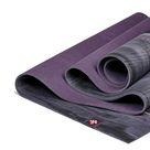 eKO Lite 4MM Yoga Mat - Black Amethyst Marbled / One Size