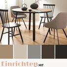 Wände & Räume mit neutralen Farben modern & warm gestalten