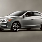 2012 Detroit: Acura ILX Concept is New Compact, 2013 RDX Curiously Gets V-6