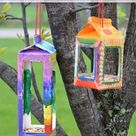 Birdhouse Crafts for Kids