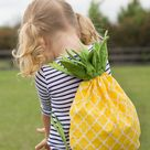 Drawstring Bag Pattern