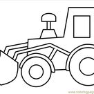 Truck14 Coloring Page for Kids - Free Construction Printable Coloring Pages Online for Kids - ColoringPages101.com   Coloring Pages for Kids