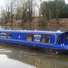 Worcestershire: 3- or 4-Night Boat Hire for Up To Twelve People with Starline Narrowboats