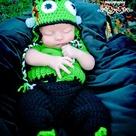 Newborn Halloween Costumes