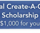 15th Annual Create-A-Greeting Card Scholarship Contest