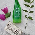 My Review Of the Vasu Facial Beauty Oil & Aloe Vera Gel