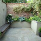 Small Courtyard - Northampton, UK — James Gartside Gardens