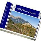 Reutte, Tyrol, Austria, Europe. Ehrenberg Castle and the Highline 179, the worlda€™s. 400 Piece Puzzle. Reutte, Tyrol, Austria, Europe. Ehrenberg Cas.