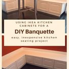 Building Seating Supports for DIY Banquette - Super NoVA Adventures