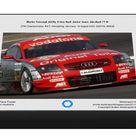 1000 Piece Puzzle. Martin Tomczyk GER, S line Audi Junior