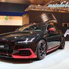 Audi TT Coupe ABT 01