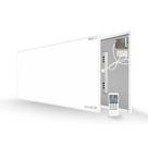 Infrarot-Fernbedienungsheizung mit eingebautem Thermostat
