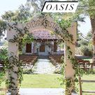 White Wedding Oasis