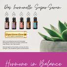 Hormone und ätherische Öle