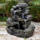 Rock Fountain