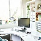 Budget Friendly Ikea Office Ideas