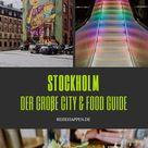 Der ultimative Stockholm Reiseführer | Reisehappen