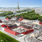Paris 2024 reveals design for urban park venue in Place de la Concorde
