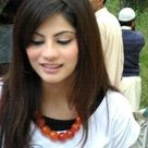 Neelam Muneer in White T-Shirt
