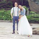 Kleid oder Rock zur standesamtlichen Hochzeit