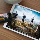 iPad in which pubg is played
