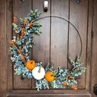 13 Gorgeous Fall Wreath Ideas for a Cozy Front Door