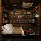 in search of cozy spaces