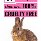 The Best Cruelty Free Drugstore Shampoos