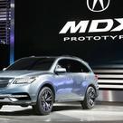 2014 Acura MDX Prototype First Look   Motor Trend