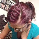 Front French Braids