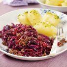 Rotkohlpfanne mit Tatar Rezept | WW Deutschland