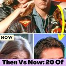 Then Vs Now: 20 Of The Most Beloved TV And Movie Couples