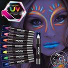 Neon UV Body Crayons 3.5g
