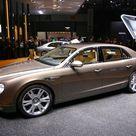 2014 Bentley Flying Spur Live From Geneva Gallery