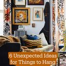Unexpected Things To Hang On Your Walls