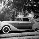 1939 Lagonda V12 by Vanden Plas