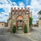 12th Century Italian Castle For Sale In Tuscany Italy — Captivating Houses
