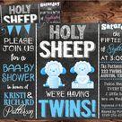 Lamb Baby Showers
