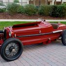 Pur Sang Alfa Romeo 8C 2300 Monza   Driving Report