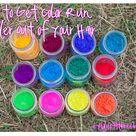 Color Run Powder