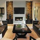 Wie ein modernes Wohnzimmer aussieht - 135 innovative Designer Ideen - Archzine.net